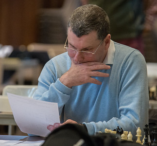 Winton Capital British Chess Problem Solving Championships 2016