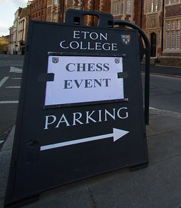 Eton College Chess Event
