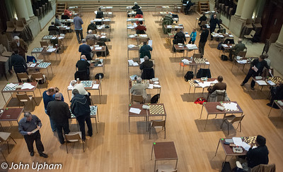 Solvers discuss the test just undertaken.