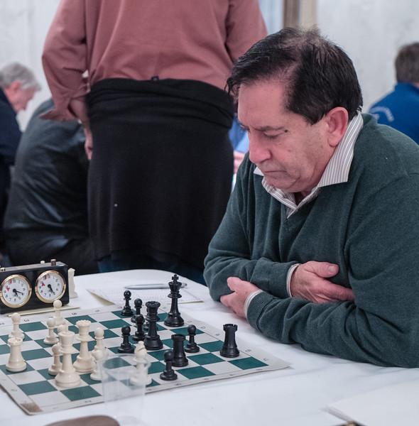 Patrick Sartain, intermediate section joint winner