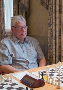 Colin Wilson, joint winner intermediate section