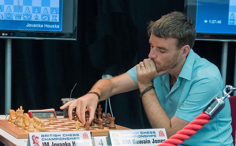 Gawain Jones, British Champion 2017