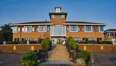 Kents Hill Park (venue)