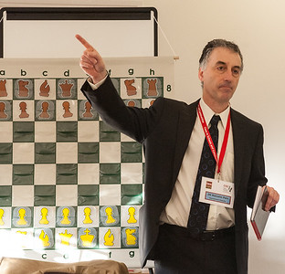 Malcolm Pein IM is the creator of the Chess in Schools and Communities concept.