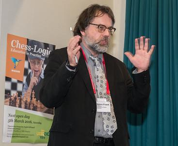 Björn Frank, Professsor of Behavioural Economics, Kassel University, Germany, How Cool are Chess Players?