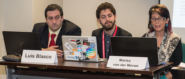 Luis Blasco, Teodor Abreu, Marisa van der Merwe: Chess for ADHD