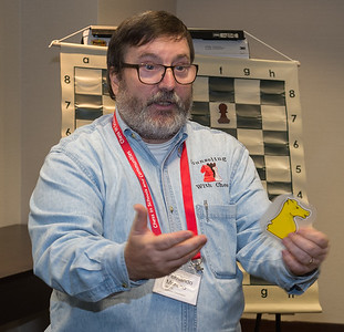 Fernando Moreno, School Counsellor, Teaching Life Skills Through Chess