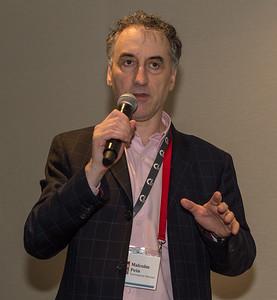 IM Malcolm Pein: Festival Director