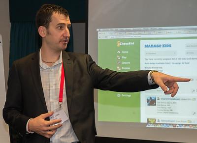 FM Mike Klein, Chess.com / ChessKid.com, Online chess