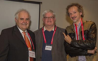 John Foley, Bob Kane and Stefan Löffler