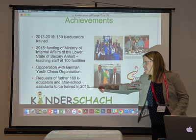 Tanja Pflug, Kinderschach in Deutschland, Germany, Combatting Dyscalculia