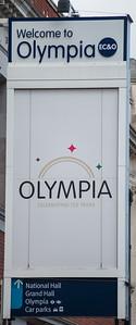 Welcome to Olympia for...