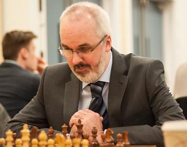 FIDE Open: John Shaw