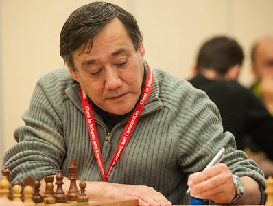 FIDE Open: Mark Hebden