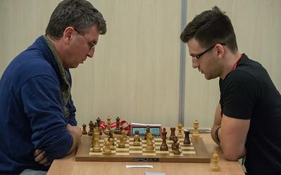 GM Simen Agdestein & GM Ioan-Cristian Chirila