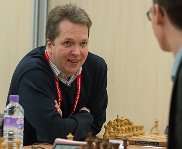 GM Nigel Short & GM Fabiano Caruana