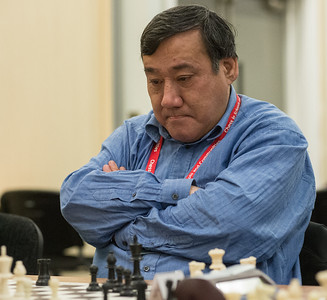 GM Mark Hebden