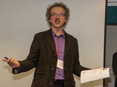 IM Stefan Löffler, Conference Programme Director, Germany