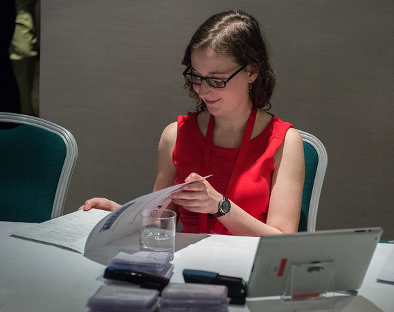 Natasha Pein, Conference Services Assistant