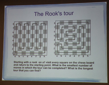 London Chess Conference: The Didactics of Chess: Day One