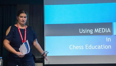 Monika Gergelova, Checkmate TV