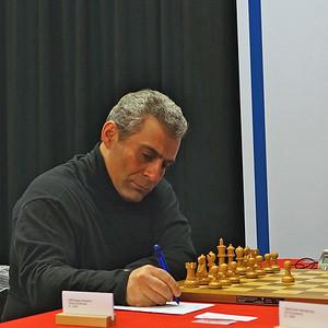 Sergey Kasparov, GM
