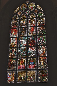 William of Orange Window (New Church)