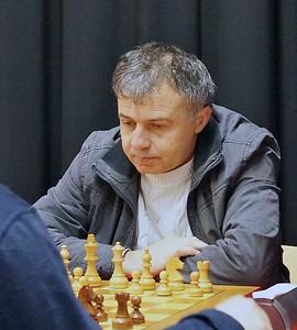 Jordan Ivanov, IM (surprise winner of Open)