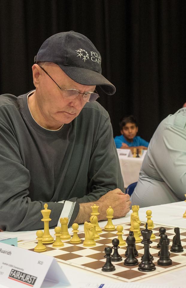 Robert Clegg, joint winner Scottish u1850 Championship