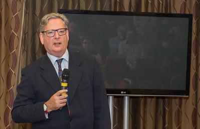 Dominic Lawson, ECF President