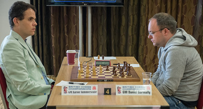 GM Aaron Summerscale vs GM Danny Gormally