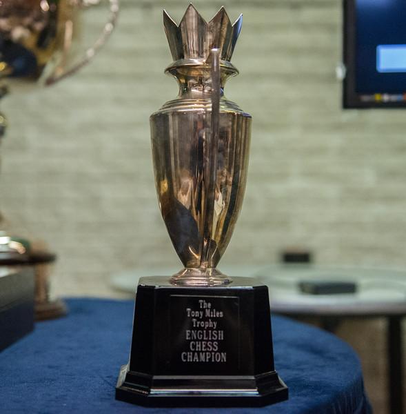 The Tony Miles Trophy