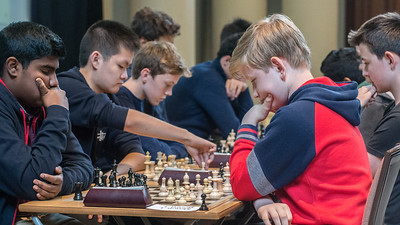 ECF Secondary Schools Rapidplay 2016