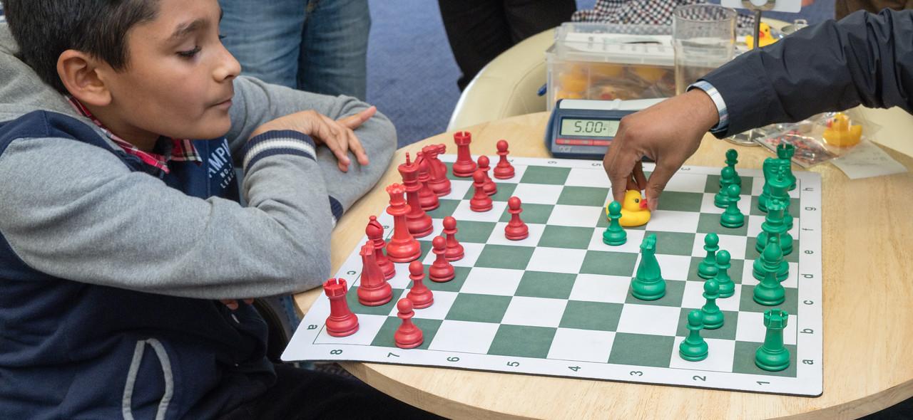 Duck Chess