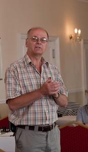 Tony Tatem (chief arbiter)