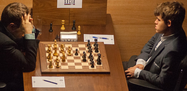 Magnus Carlsen, Norway