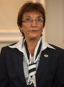 International Arbiter Ms. Carol Jarecki, Chief Arbiter