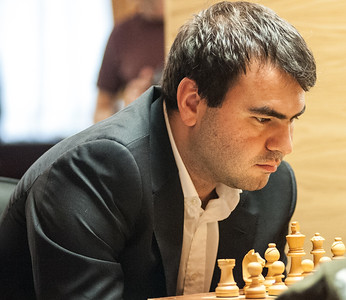 Shakriyar Mamedyarov (AZE), 2729