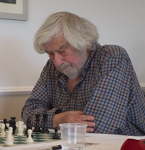 David R Jenkins (President, Cornwall County Chess Association)