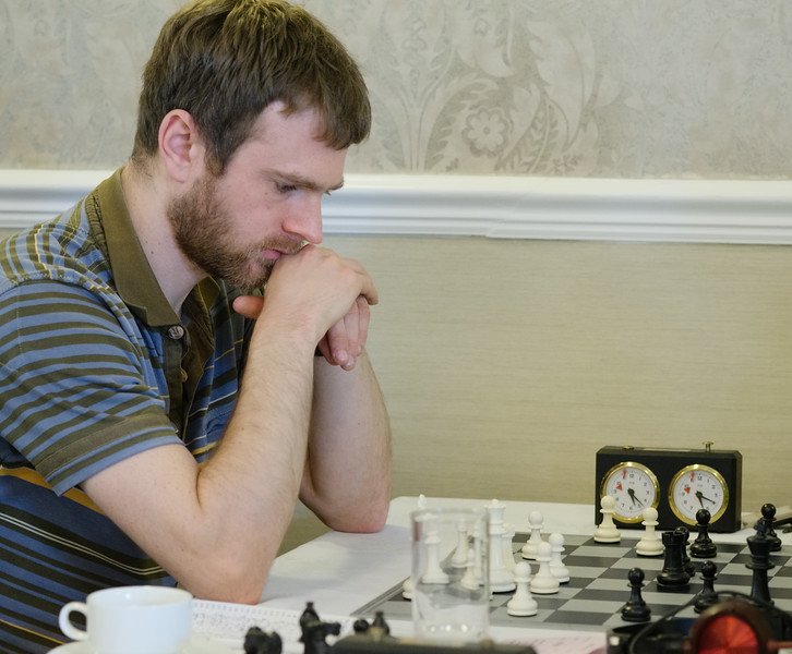 Martin Banfield, u115 section joint winner