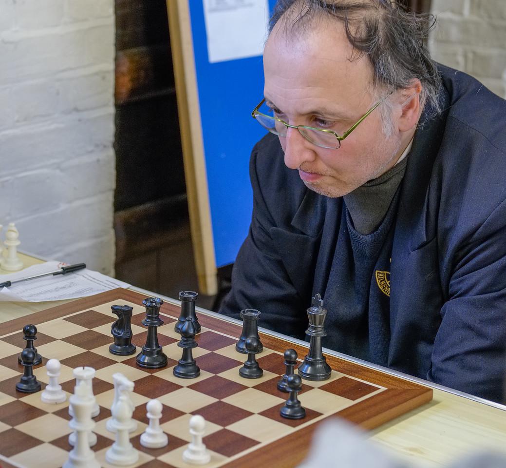 Bogdan Lalic, open section winner