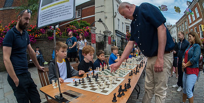 Guildford Chess Club 125th Anniversary Event