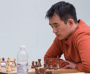 Zhao Jun, Masters winner