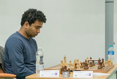 Deep Sengupta, Masters winner