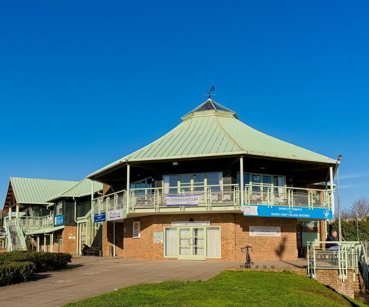 Horntye park Sports Centre (venue)
