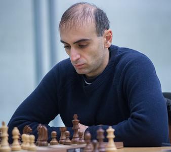 GM Mikheil Mchedlishvili (GEO)