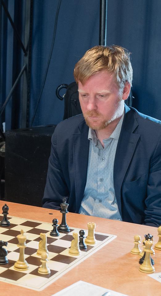Jesper Morch Lauridsen, open section joint winner
