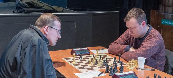 Cherniaev v Villiers, round 2