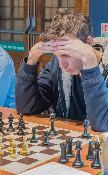 Valentin Gaudeau, open section joint winner