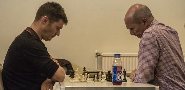 Andrew Marley & IM Nigel Povah